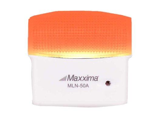 Maxxima Amber Night Light