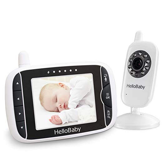 Hello Baby video Monitor