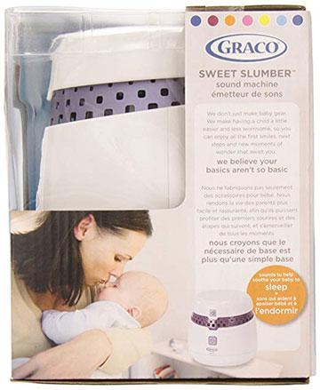 A White Noise Machine As A Sleep Aid For Baby