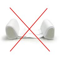 Warning against using a baby sleep positioner