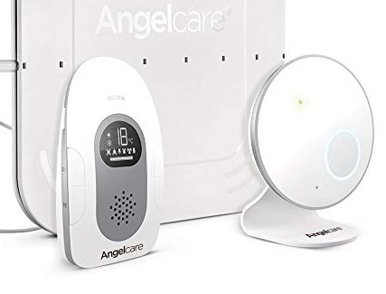 Detail of angelcare baby movement monitor
