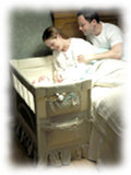Cosleeper with parents thumbnail photo
