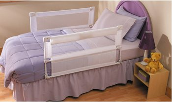 Baby and Toddler Bed Rail: Transition from Crib to Bed or ...