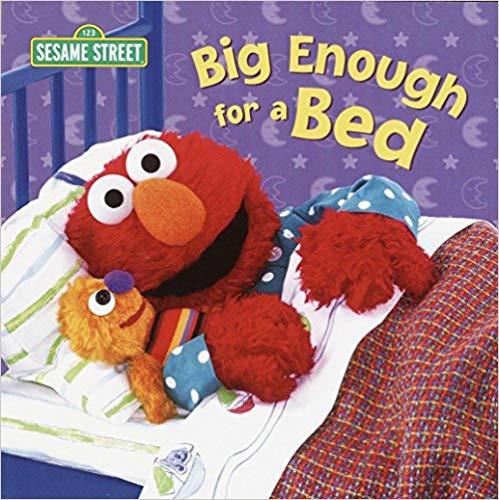 Elmo book cover