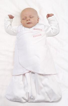 Halo Newborn Back is Best Sleepsack