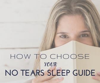 how to choose sleep guide