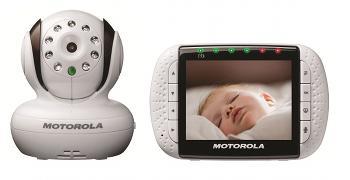 Motorola New Video Monitor