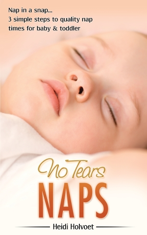 no tears naps book cover