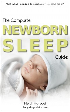 The Complete Newborn Sleep Guide - Cover