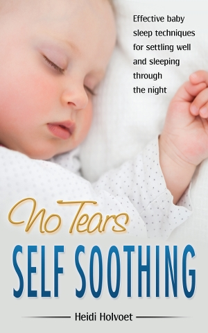 self soothing book cover