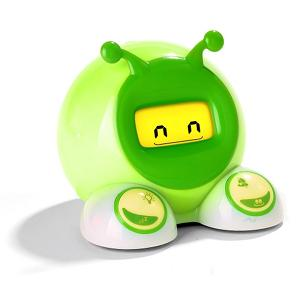 OK to wake alarm clock for children