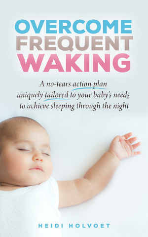 overcome frequent waking book cover