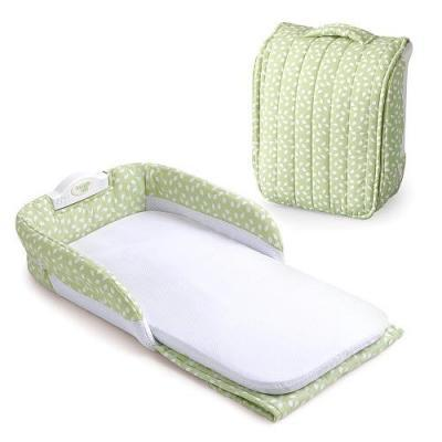 Baby delight snuggle nest cosleeping option