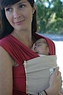 Baby wearing newborn