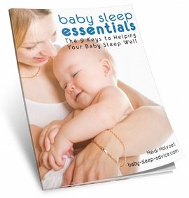 Free Baby Book: Baby Sleep Essentials