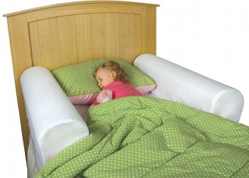 baby and toddler bed rail transition from crib to bed or cosleep safely. Black Bedroom Furniture Sets. Home Design Ideas
