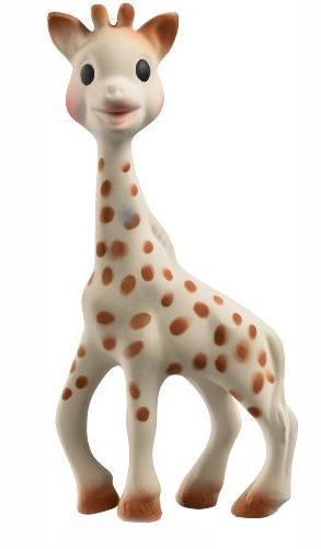 Vulli the Giraffe favorite teether